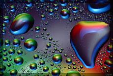 Explosion in the RGB-space  Взрыв в RGB-пространстве